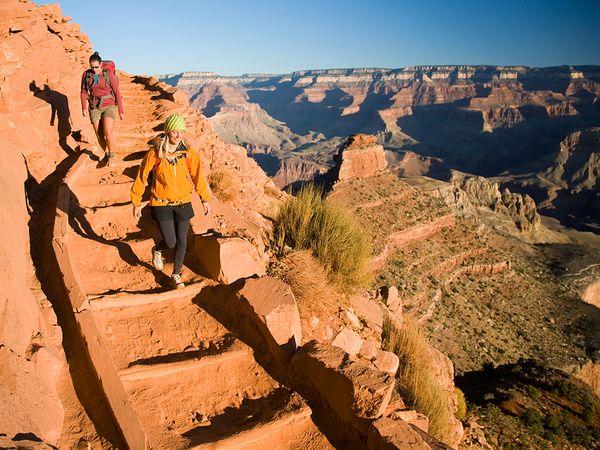 First Through Grand Canyon